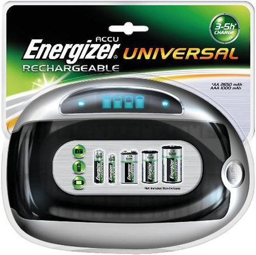 Energizer Universal Battery Charger 2248 Mymemory