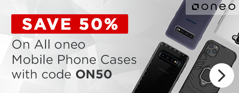 Save 50% on all oneo mobile phone cases with code ON50