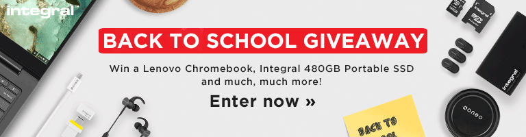 Win the ultimate back to school giveaway!