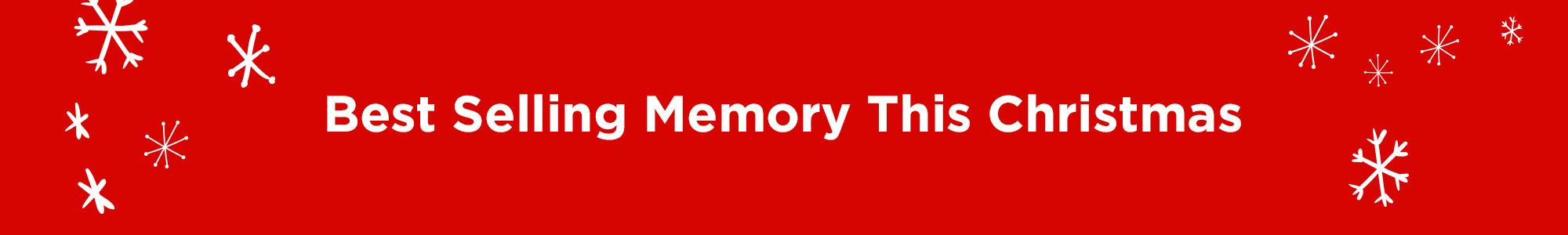 Best Selling Memory This Christmas