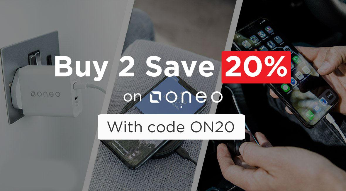 oneo mobile accessories buy 2 save 20%