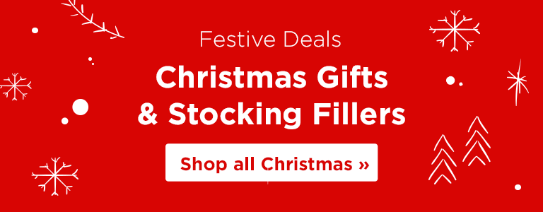Shop Christmas Gifts and Stocking Fillers