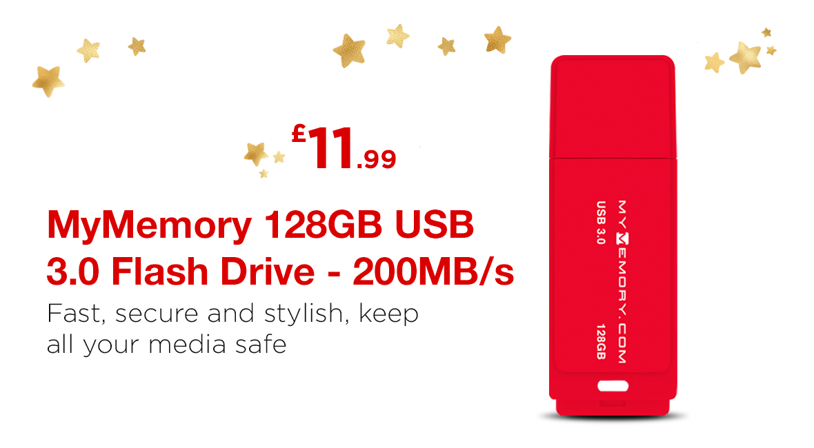 MyMemory 128GB USB Cyber Monday Deal