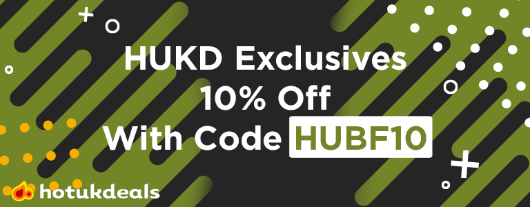 HUKD Black Friday Exclusives