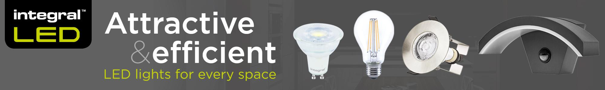 Integral LED Lighting