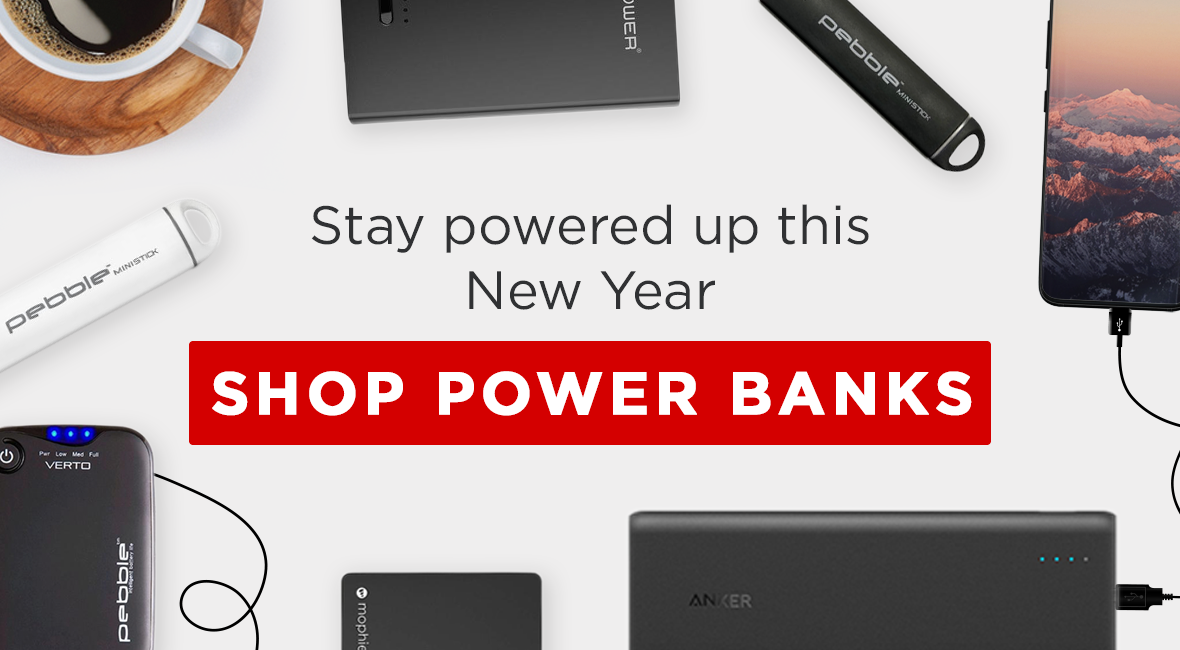 Stay powered up this New Year