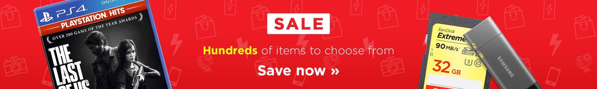 Shop the MyMemory Sale! Hundreds of items to choose from