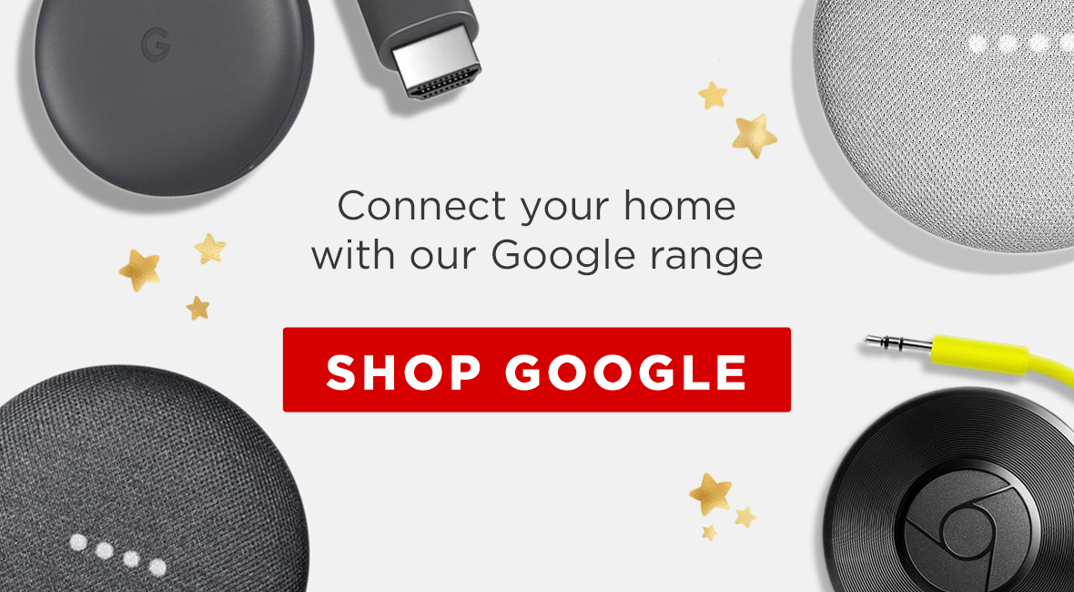 Shop our range of Google products