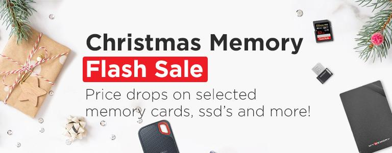 Christmas Day Memory Sale
