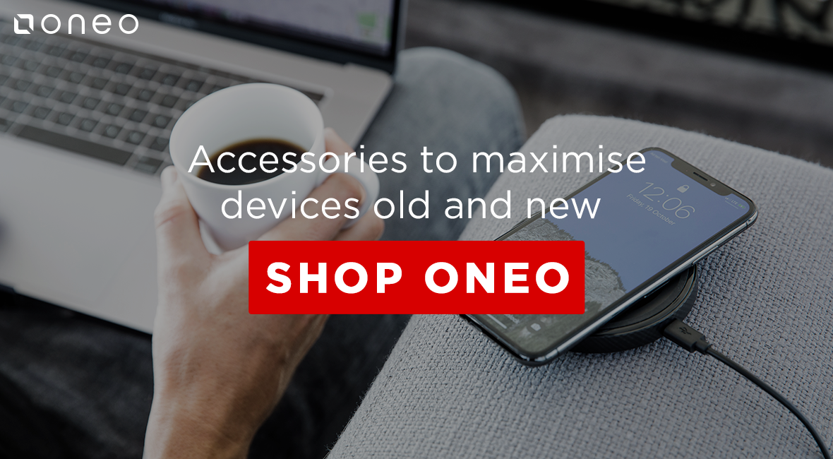 Accessories to maximise devices old and new! Shop oneo